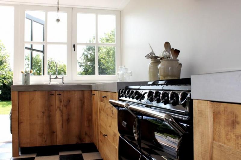 Keukens Ruw Hout : Keuken Hout Beton – Atumre com