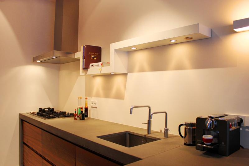 Keuken Modern Hout : Modern houten keuken – Handgemaakte houten keukens van meubelmaker JP