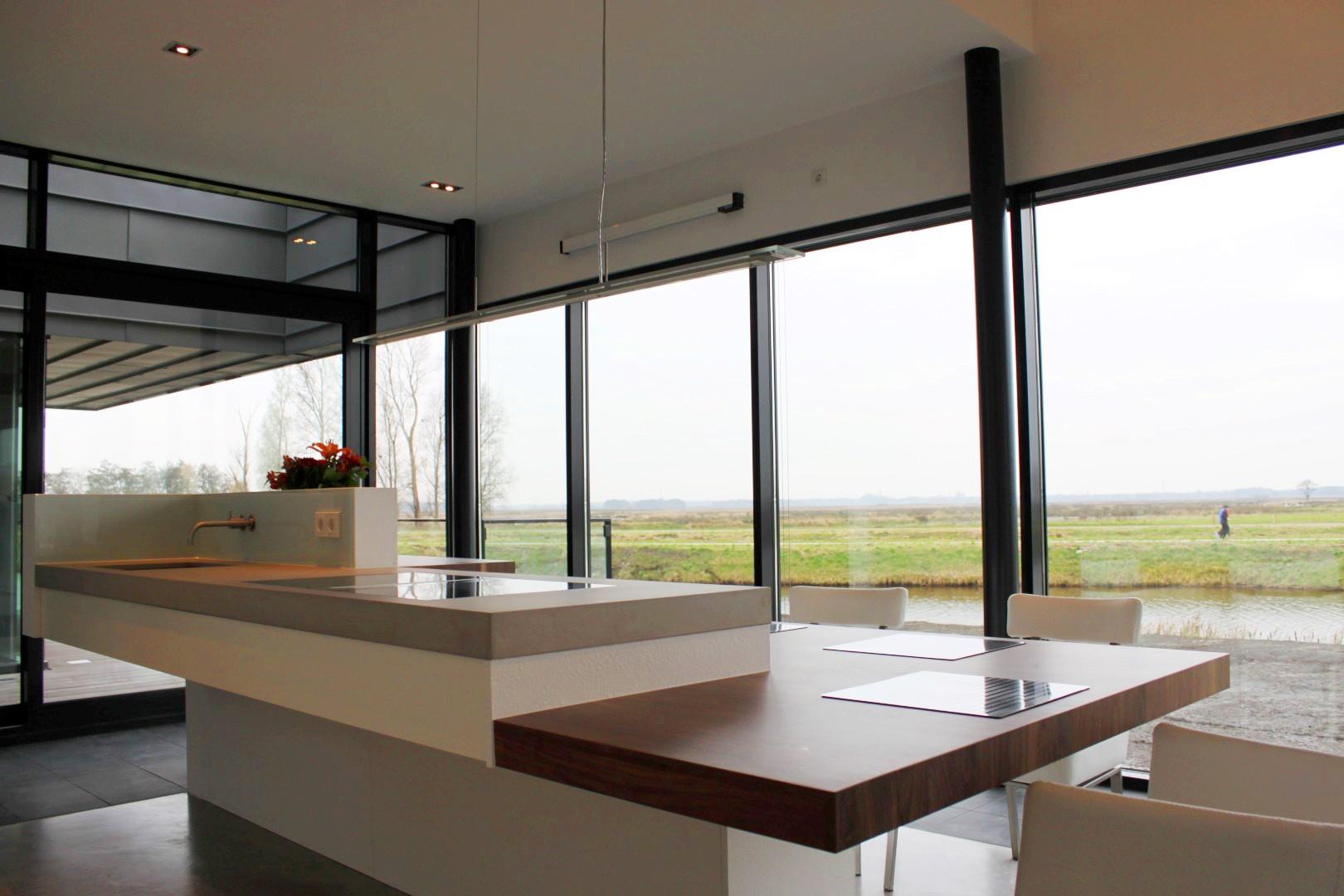 Bar Keuken Maken : Bar Keuken Maken : New Modern Handgemaakte houten keukens van